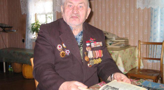 Откровения со слезами на глазах: ветеран войны Иван Пашко с Пружанского района рассказал, как приближали Победу