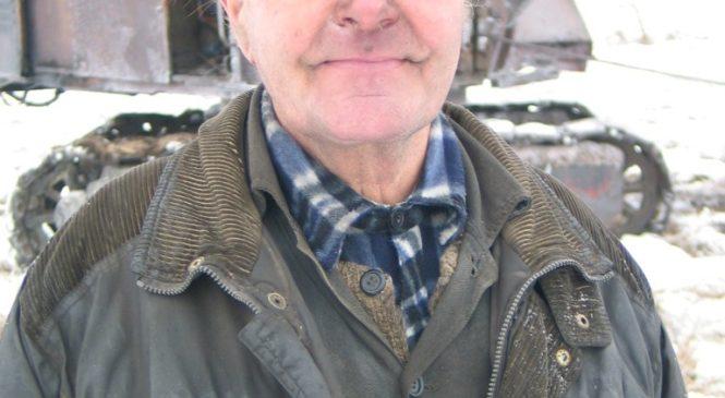 80-летний экскаваторщик из Пружан может попасть в книгу рекордов Гиннеса