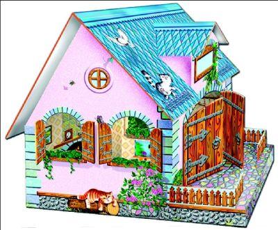 Почему пустует дом семейного типа?