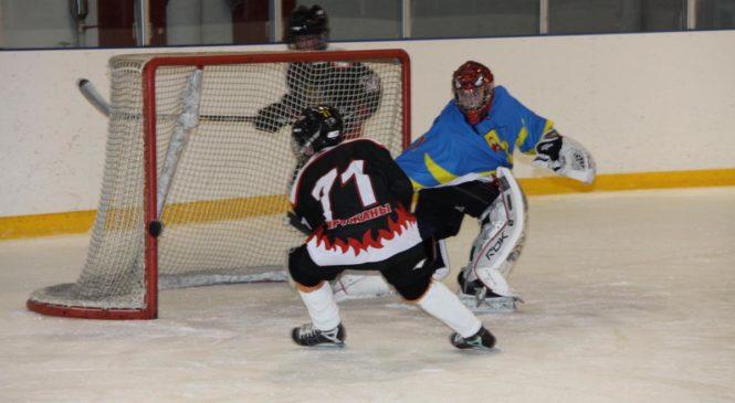 Пружанские хоккеисты выиграли турнир «Золотая шайба»
