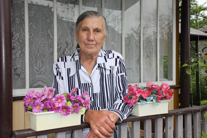 Самая авторитетная швея Пружан отметила 80-летие