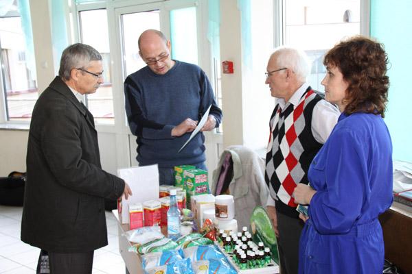 На базе санатория «Ружанский» прошла международная конференция по фитотерапии