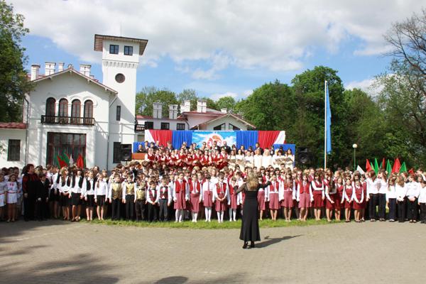В выходные Пружанщина принимала два фестиваля