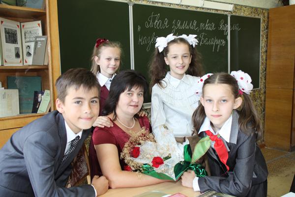 Валянціна Ануфрыенка: «Калі ты – беларус, то абавязаны ведаць родную мову»