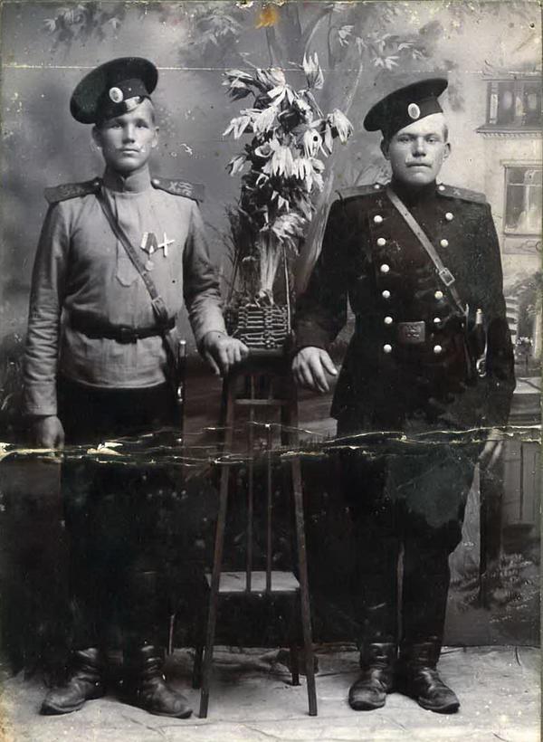 5. Военнослужащие38-й арт.бр.