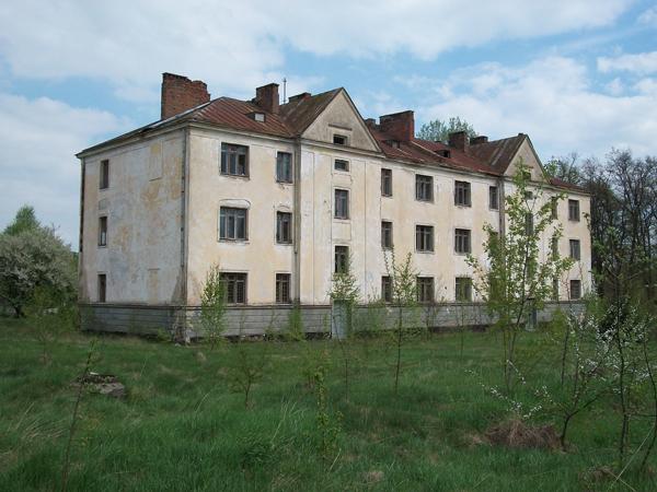 1. жилой дом