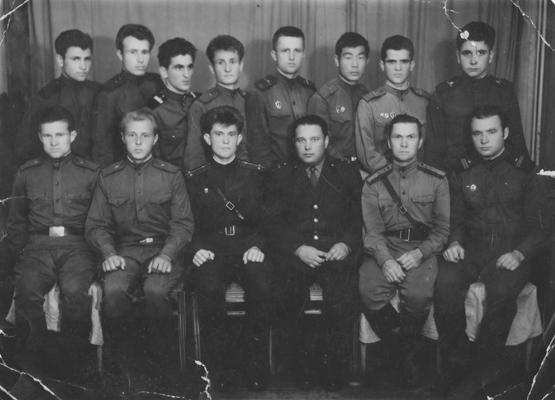 4.рота радіоэлект разведкі. 1960-е