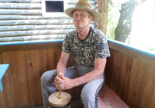 В агроусадьбе «Жаденский дворик» прошел сельский мастер-класс «Мы сами с руками»