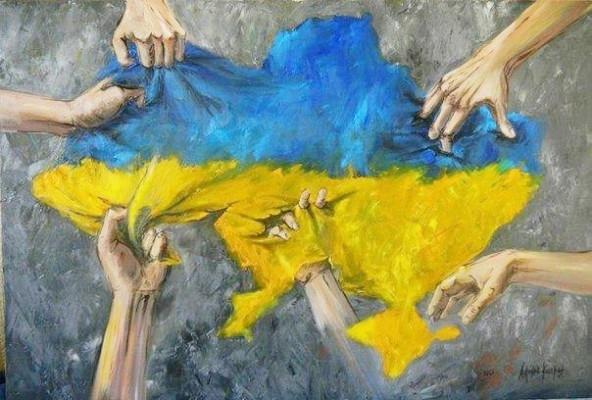 1-украина-разрывают-флаг