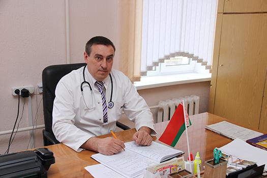 В Ружанской больнице новое оборудование и новый главврач