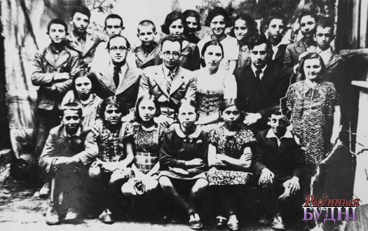 Памяти ружанских учителей, которые во время войны учили и защищали