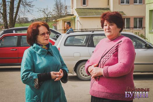 Староста в деревне и помощник, и советчик