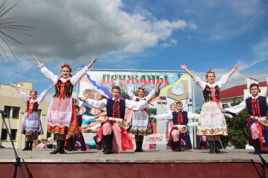 ансамбль народного танца Гайновского ДК3