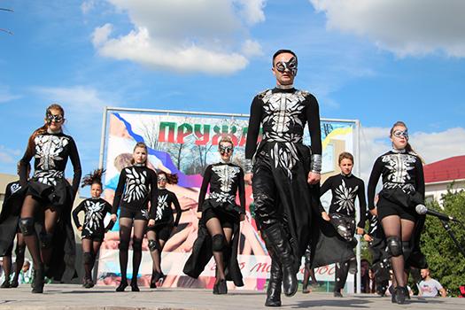 арт-балет Империя г.п.Рось