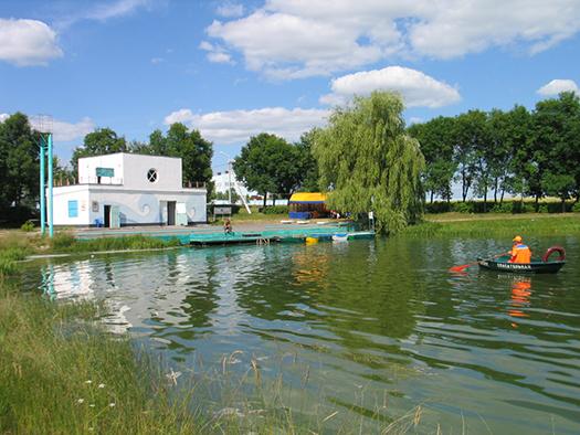Всего в четырех водоемах Пружанского района будет разрешено купание