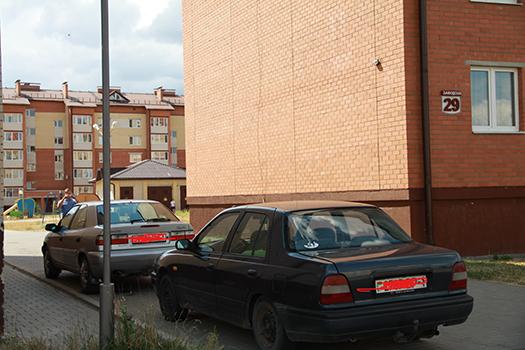 Парковки 12
