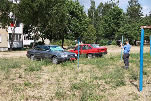 Парковки 8