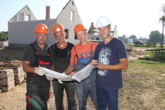 9 августа — День строителя. Фоторепортаж из ПМК-21