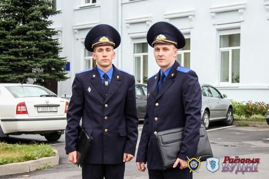 12 сентября — День образования Следственного комитета Республики Беларусь