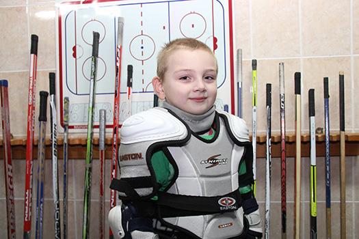 Хоккей малыши 2