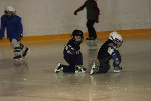 Хоккей малыши 27