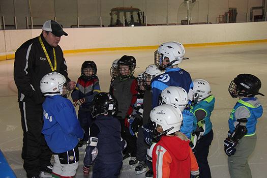 Хоккей малыши 38
