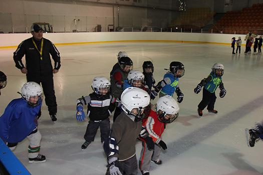 Хоккей малыши 44