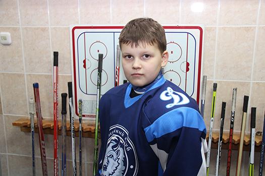 Хоккей малыши 8