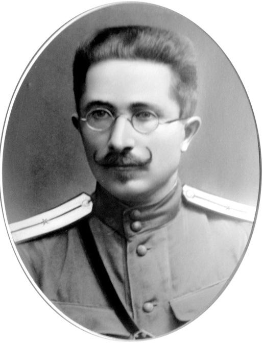 Фама Клюка — фельдфебель царскай арміі.