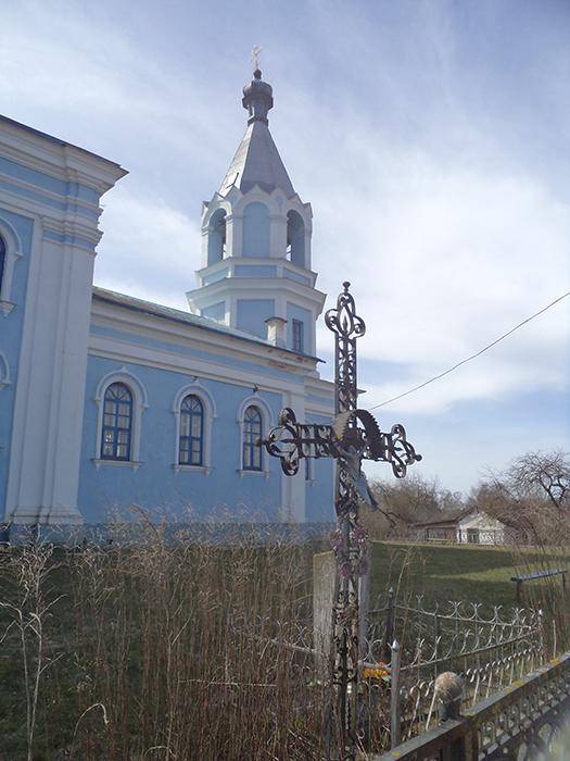 церковь в Рудниках