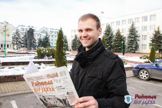 Проявить уважение с помощью подписки. ОАО «Пружанский молочный комбинат» обеспечивает своих пенсионеров «Районкой»