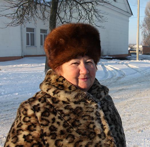 3 Галіна Мікалаеўна, пенсіянерка