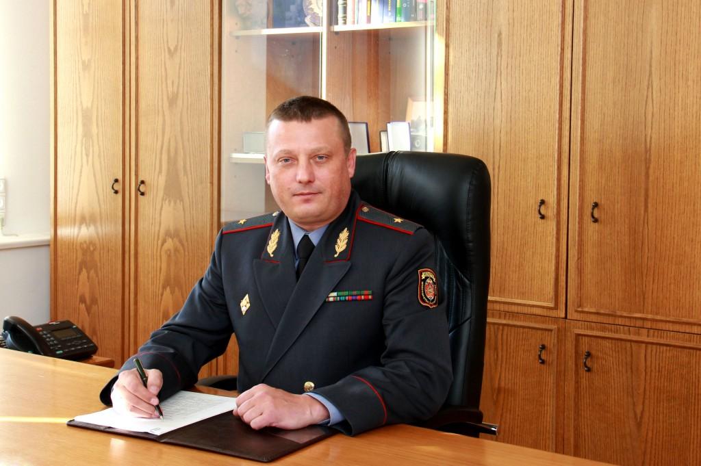 4 февраля состоится прямая линия с начальником Департамента охраны МВД