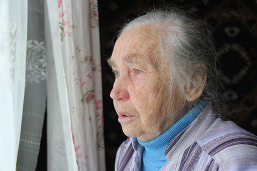 Ко Дню памяти воинов-интернационалистов: а мама все ждет…