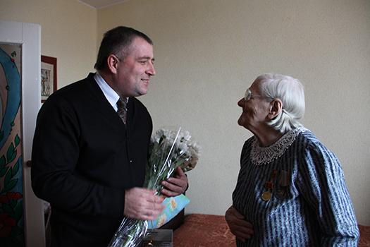 Еўдакіі Клімашэвіч — 95, або Як «усходніца» «дзекаць» і «гэкаць» навучылася