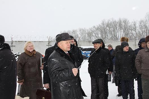 На базе Пружанского льнозавода прошел республиканский семинар-совещание