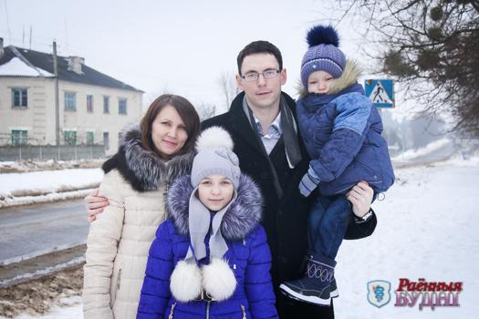 Молодые медики оставили квартиру в Гродно и переехали жить в Могилевцы