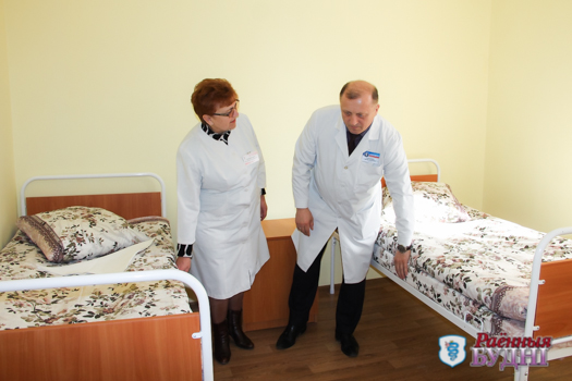Отделение дневного стационара Пружанской ЦРБ увеличилось втрое. Новое помещение позволяет оказывать помощь сразу 25 пациентам