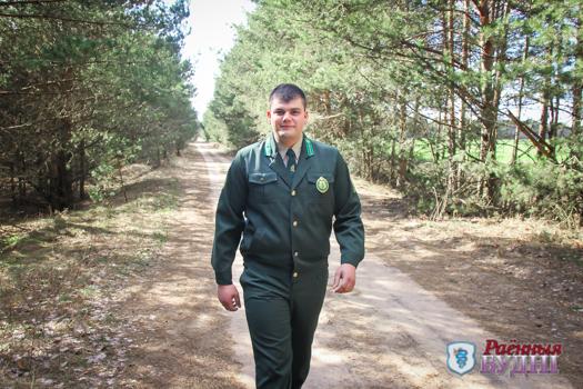Мастер леса Сергей Черник: «С природой не заскучаешь»