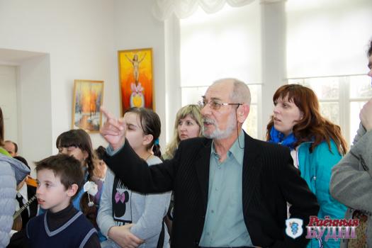 Выставка открыта! В музее-усадьбе «Пружанский палацык» можно полюбоваться картинами Анатолия Морозюка