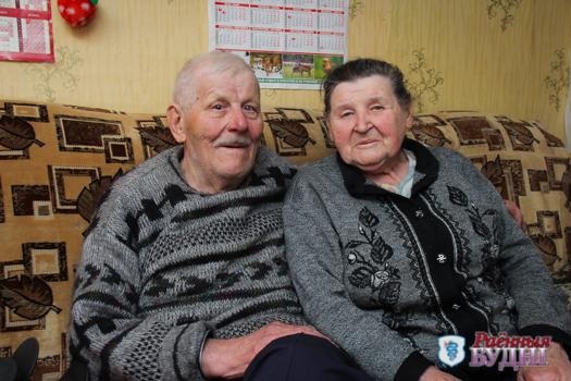 Миша+Маша=65 лет счастья