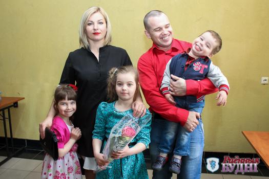 В жизни главное — семья. В Пружанском районе прошел конкурс многодетных семей