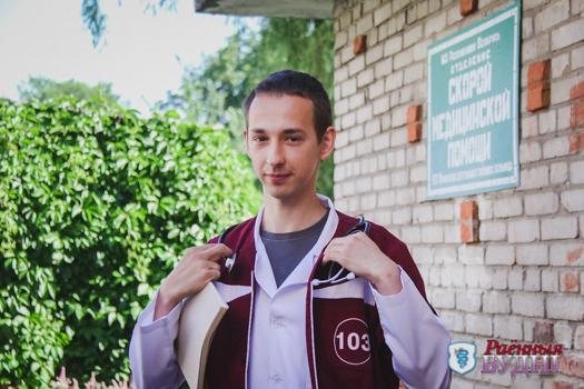 Шерешевский фельдшер, который на границе спас гражданина Польши: «У меня самая гуманная и нужная профессия»