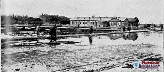 Міхайлаўскія казармы: архітэктурная спадчына мінулага