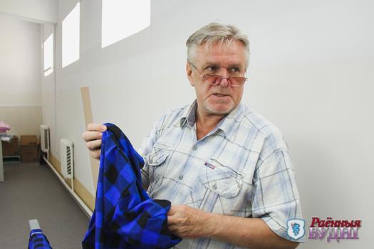 В Пружанах начали шить постельное белье для стран Евросоюза