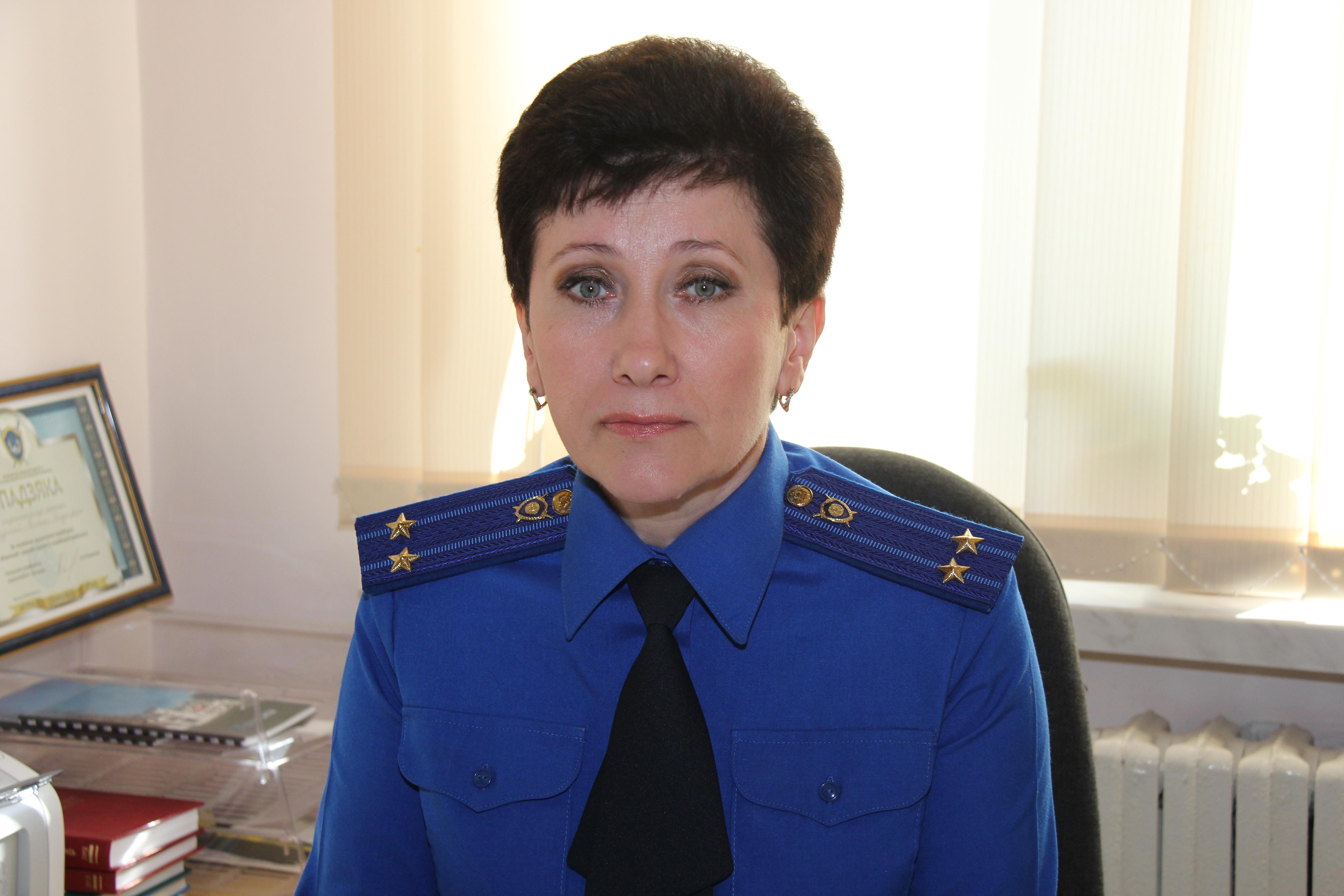 28 сентября выездной прием проведет Наталья Гурская