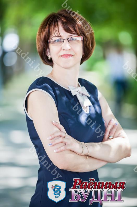 Председатель районной организации «Белорусский союз женщин» Ирина Гришкевич: «Не забывайте про себя»