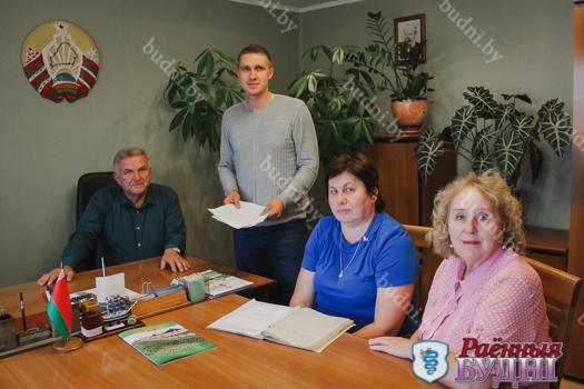 В ОАО «Мурава» все читают «Раённыя будні» и другим советуют