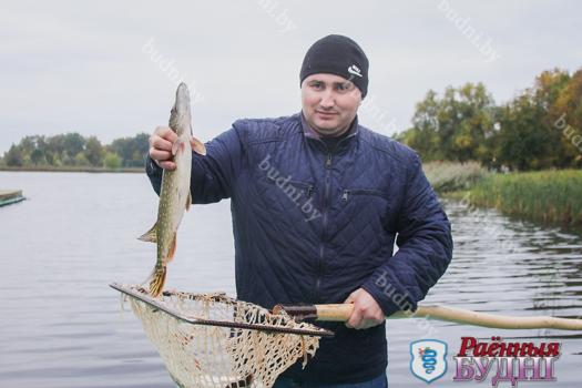 Живи, рыбка, большая и маленькая: На городском водохранилище было проведено зарыбление.
