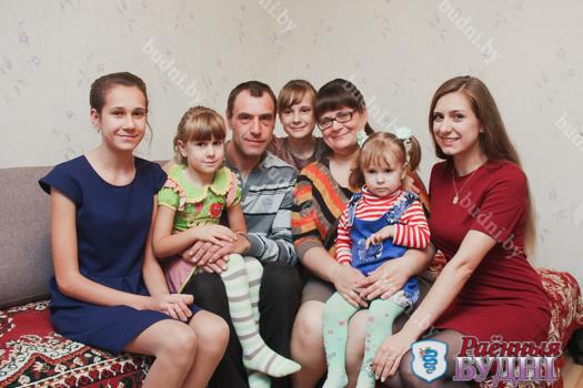 Женщина, награжденная орденом Матери: «Пять детей — это наше с мужем решение».